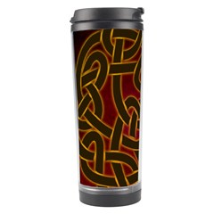 Beautiful Art Pattern Travel Tumbler