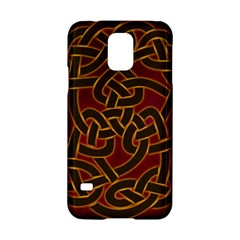 Beautiful Art Pattern Samsung Galaxy S5 Hardshell Case