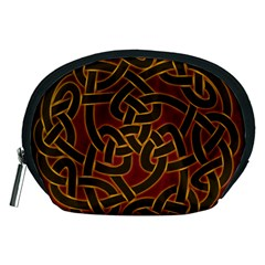 Beautiful Art Pattern Accessory Pouch (medium)