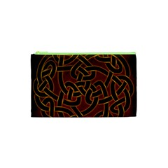 Beautiful Art Pattern Cosmetic Bag (xs)