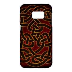 Beautiful Art Pattern Samsung Galaxy S7 Hardshell Case