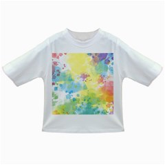 Abstract Pattern Color Art Texture Infant/toddler T Shirts
