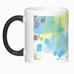 Abstract Pattern Color Art Texture Morph Mugs