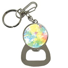 Abstract Pattern Color Art Texture Bottle Opener Key Chains