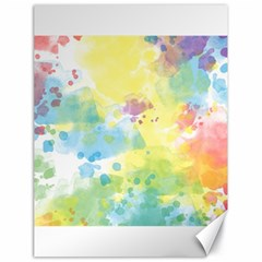 Abstract Pattern Color Art Texture Canvas 18  X 24