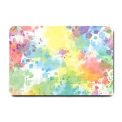 Abstract Pattern Color Art Texture Small Doormat