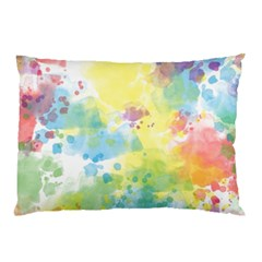 Abstract Pattern Color Art Texture Pillow Case