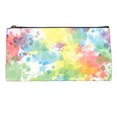 Abstract Pattern Color Art Texture Pencil Cases