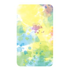 Abstract Pattern Color Art Texture Memory Card Reader (rectangular)