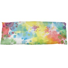 Abstract Pattern Color Art Texture Body Pillow Case (dakimakura)
