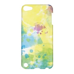 Abstract Pattern Color Art Texture Apple Ipod Touch 5 Hardshell Case