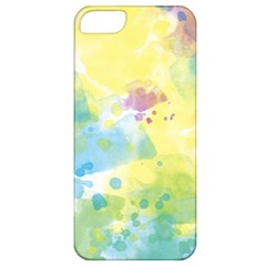 Abstract Pattern Color Art Texture Apple Iphone 5 Classic Hardshell Case