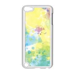 Abstract Pattern Color Art Texture Apple Ipod Touch 5 Case (white)