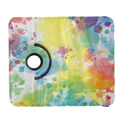 Abstract Pattern Color Art Texture Samsung Galaxy S  Iii Flip 360 Case