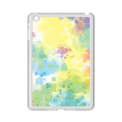 Abstract Pattern Color Art Texture Ipad Mini 2 Enamel Coated Cases