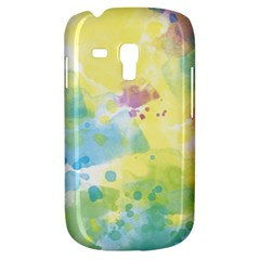 Abstract Pattern Color Art Texture Samsung Galaxy S3 Mini I8190 Hardshell Case