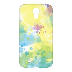 Abstract Pattern Color Art Texture Samsung Galaxy S4 I9500/i9505 Hardshell Case