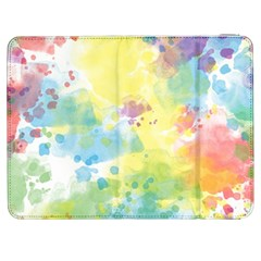 Abstract Pattern Color Art Texture Samsung Galaxy Tab 7  P1000 Flip Case