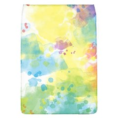 Abstract Pattern Color Art Texture Removable Flap Cover (l)