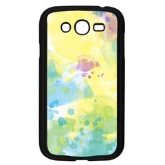 Abstract Pattern Color Art Texture Samsung Galaxy Grand Duos I9082 Case (black)