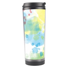 Abstract Pattern Color Art Texture Travel Tumbler