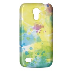 Abstract Pattern Color Art Texture Samsung Galaxy S4 Mini (gt I9190) Hardshell Case