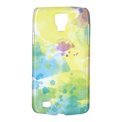 Abstract Pattern Color Art Texture Samsung Galaxy S4 Active (i9295) Hardshell Case