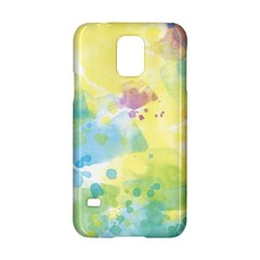 Abstract Pattern Color Art Texture Samsung Galaxy S5 Hardshell Case
