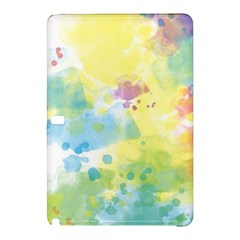 Abstract Pattern Color Art Texture Samsung Galaxy Tab Pro 10 1 Hardshell Case