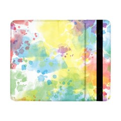 Abstract Pattern Color Art Texture Samsung Galaxy Tab Pro 8 4  Flip Case