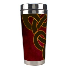 Beautiful Art Pattern Stainless Steel Travel Tumblers