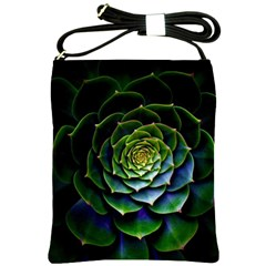 Nature Desktop Flora Color Pattern Shoulder Sling Bag