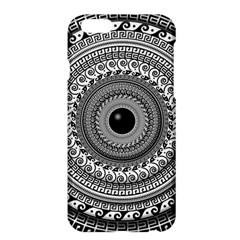 Graphic Design Round Geometric Apple Iphone 6 Plus/6s Plus Hardshell Case