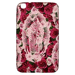 Guadalupe Roses Samsung Galaxy Tab 3 (8 ) T3100 Hardshell Case  by snowwhitegirl