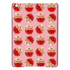 Kawaii Jam Jar Pattern Pink Ipad Air Hardshell Cases by snowwhitegirl