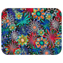 Tropical Daisies Full Print Lunch Bag by bloomingvinedesign