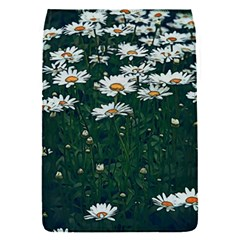 White Daisy Field Removable Flap Cover (s) by bloomingvinedesign