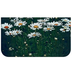 White Daisy Field Lunch Bag by bloomingvinedesign