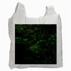 Wilderness Crossing Recycle Bag (two Side) by bloomingvinedesign