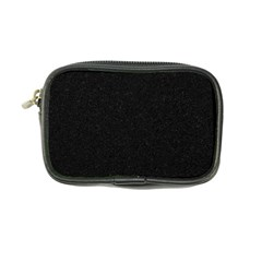 Black Glitter Coin Purse