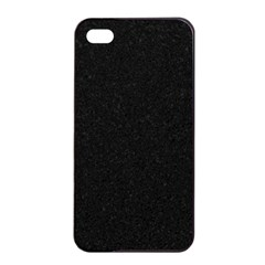 Black Glitter Apple Iphone 4/4s Seamless Case (black)