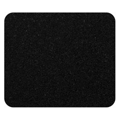 Black Glitter Double Sided Flano Blanket (small)