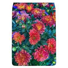 Warm Fall Mums Removable Flap Cover (l) by bloomingvinedesign