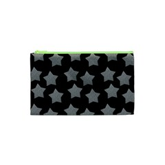 Silver Starr Black Cosmetic Bag (xs)