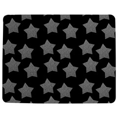Silver Starr Black Jigsaw Puzzle Photo Stand (rectangular)
