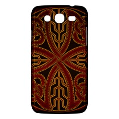 Beautiful Art Pattern Samsung Galaxy Mega 5 8 I9152 Hardshell Case