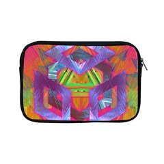 Glitch Glitch Art Grunge Distortion Apple Ipad Mini Zipper Cases