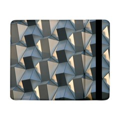 3d Pattern Texture Form Background Samsung Galaxy Tab Pro 8 4  Flip Case