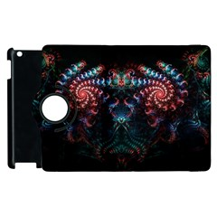 Background Texture Pattern Apple Ipad 3/4 Flip 360 Case
