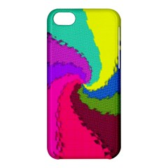 Art Abstract Pattern Color Apple Iphone 5c Hardshell Case
